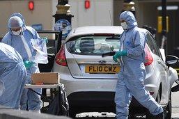 """Attentat de Londres: le suspect accusé de """"tentative de meurtre"""""""