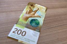 Le nouveau billet de 200 francs fait la part belle à la science