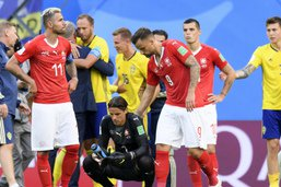 Ranking: la Suisse perd deux rangs, la France en tête