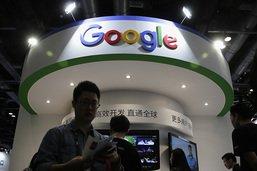 Un hypothétique retour de Google en Chine fait polémique