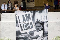 Aux Etats-Unis, plus de 500 enfants immigrés n'ont pas retrouvé leur famille