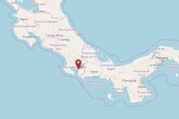 Une secousse de magnitude 6,0 signalée au Costa Rica