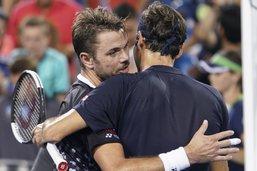 A Federer le derby suisse