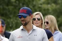 Michael Phelps veut aider les personnes victimes de dépression