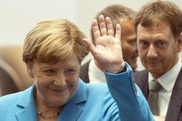 Merkel reçoit Poutine pour parler de la Syrie et de l'Ukraine