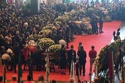 Un adieu sobre aux victimes de Gênes et des promesses