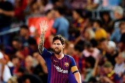 Messi la malice, le Barça déjà lancé