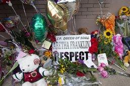 """L'église du père d'Aretha Franklin célèbre la """"Reine de la Soul"""""""