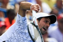 Novak Djokovic ne laisse aucune chance à Roger Federer
