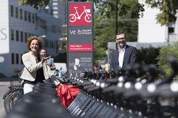 Revenus doublés pour les vélos en libre service d'ici 2021