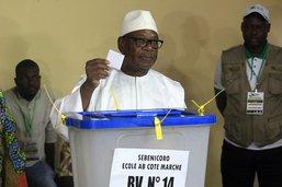 Ibrahim Boubacar Keïta, élu président, tend la main à l'opposition