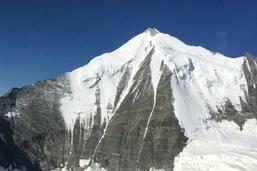 Deux alpinistes chutent mortellement au Weisshorn