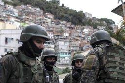 Douze morts à Rio dans des opérations de la police et de l'armée