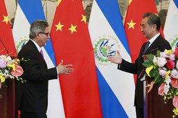 Pékin séduit le Salvador et arrache un nouvel allié à Taïwan