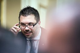 Le co-président de l'UDC du Valais romand démisionne