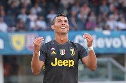 """Ronaldo: """"Je veux gagner la Ligue des champions avec la Juve"""""""