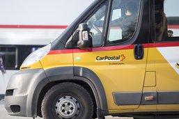 CarPostal veut tester des taxis collectifs à Brugg (AG)