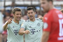 Lewandowski critique les dirigeants du Bayern