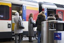 Retour au courant normal pour le trafic entre Genève et Lausanne