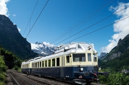 Ligne Berne-Neuchâtel: un nouveau tunnel raccourcira le trajet
