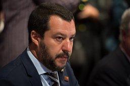 La justice italienne ouvre une enquête contre le ministre de l'Intérieur Salvini