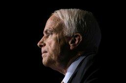 Décès du sénateur américain John McCain à l'âge de 81 ans