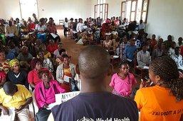 En Afrique, le système de santé fonctionne toujours à mi-régime