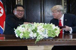 Impasse avec Pyongyang? Trump accuse encore et toujours Pékin