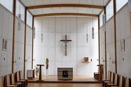 Simple comme la chapelle des Carmes