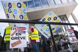 Tamedia: la grève est reconduite