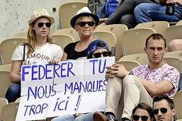 Roger Federer pour les nuls