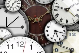 Maître des montres, esclave du temps