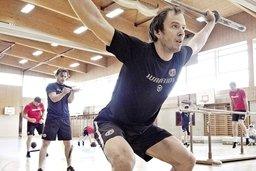 Sprunger: «L'envie d'aller plus loin»