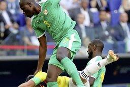 Le football africain au point mort