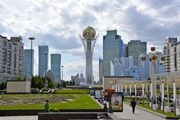 Astana, le temps de l'émancipation