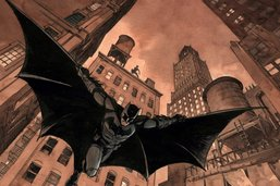 Marini face à Batman