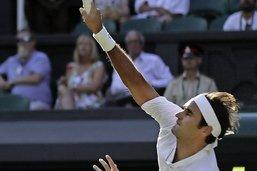 Roger Federer sur sa lancée