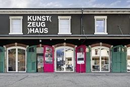 Art contemporain suisse en vitrine