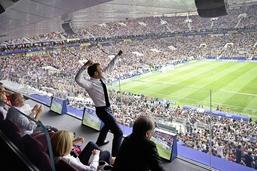 Macron espère surfer sur la victoire