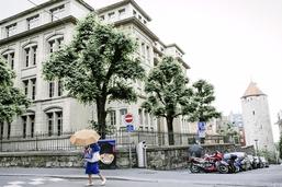 Lausanne rénove ses écoles vétustes