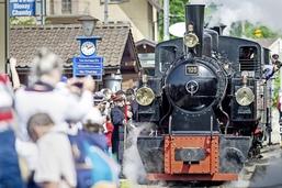 La Suisse romande à toute vapeur