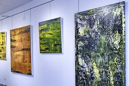 Avec René Vasquez, l'abstraction naît du réel