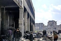 Bachar vise Idlib