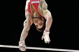 Oliver Hegi double médaillé