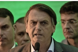 Le Trump brésilien fait un carton