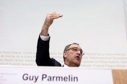 Parmelin canardé au Conseil des Etats