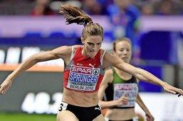 Lea Sprunger encore victorieuse