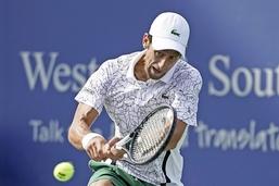 Djokovic domine Federer en finale