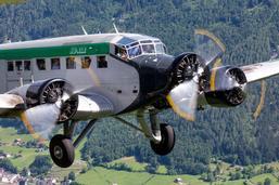 Vingt morts dans le crash d'un avion de collection dans les Grisons