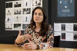 Giovanna Garghentini Python à la barre de Pro Infirmis Fribourg